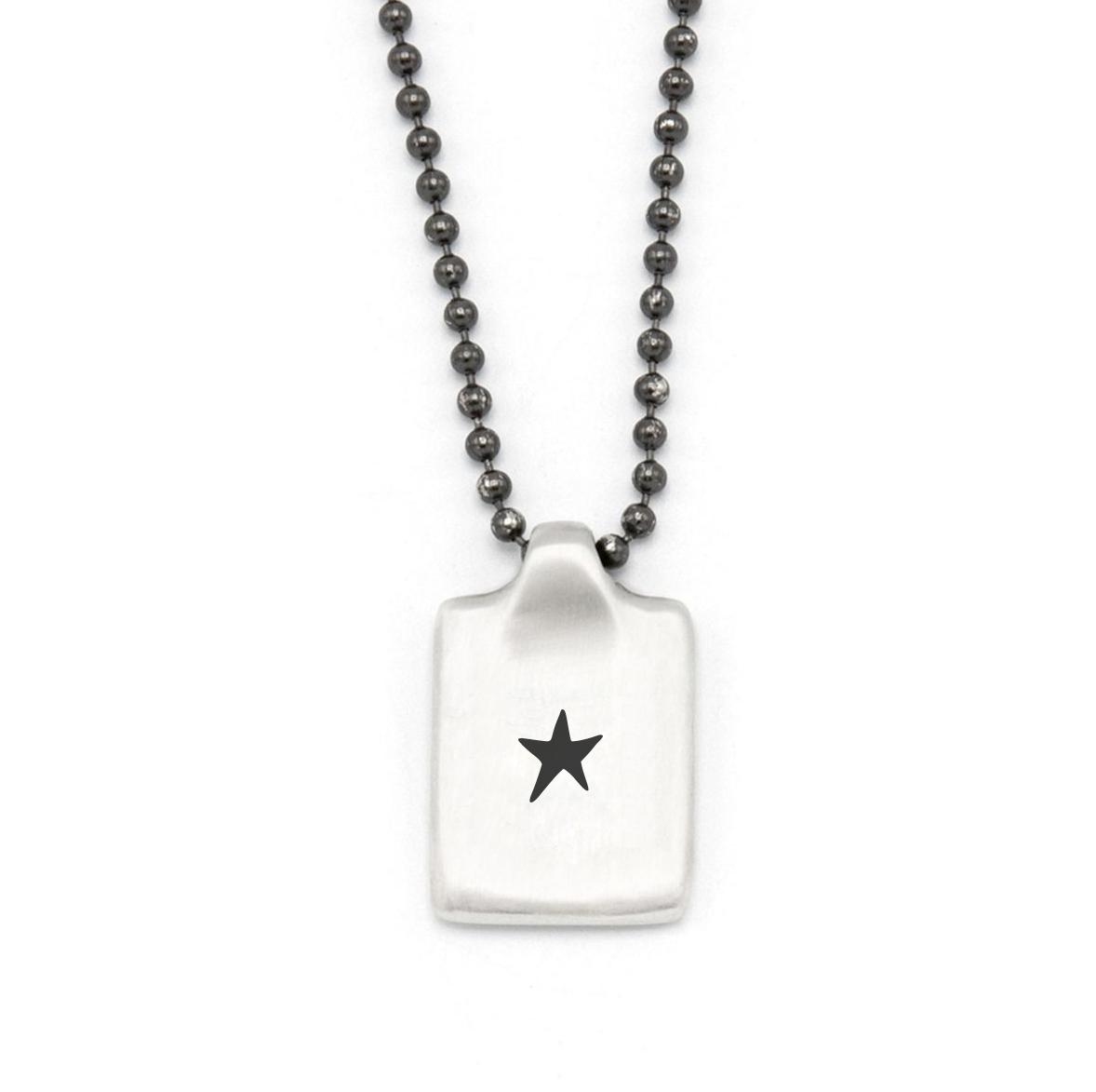 Stars for Stevie [Sterling Silver]